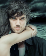 Daemon Black from Obsidian by Jennifer L. Armentrout
